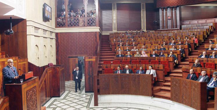 Lois organiques, la prochaine législature inch'Allah !