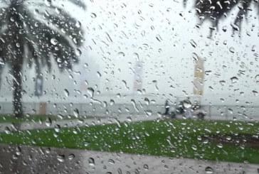 Fortes averses orageuses dans certaines régions du Royaume