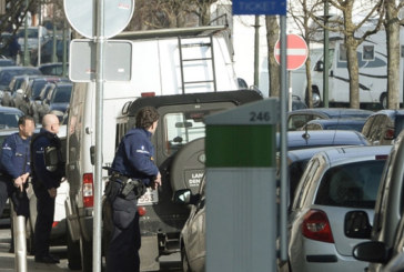 Attentat de Paris: un algérien abattu lors d'une perquisition à Bruxelles