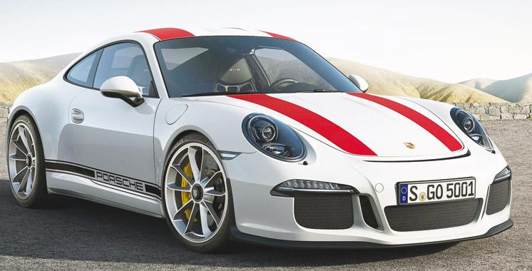 Porsche 911 R : Avis aux puristes !
