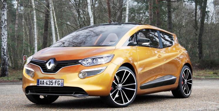 Renault à Genève: Le Scénic entre en scène !