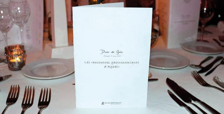 Deuxième édition des Rencontres gastronomiques: Cuisine et créativité à l'honneur à Agadir