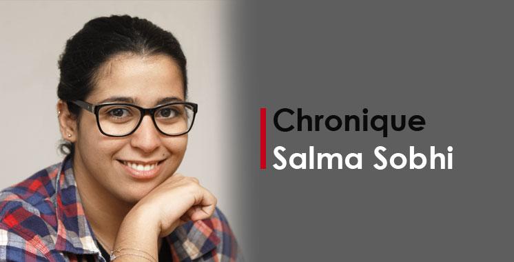 Salma, 23 ans: je suis contre la journée de la Femme