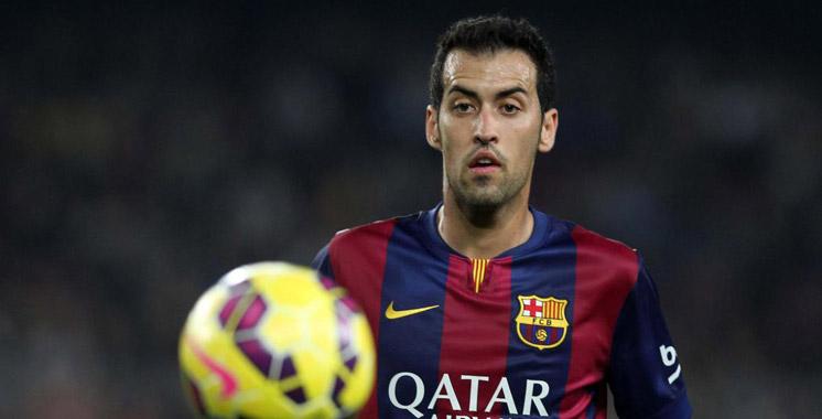FC Barcelone risque de perdre Busquets