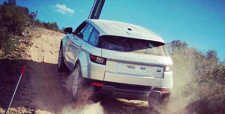 Land Rover prépare un SUV Coupé