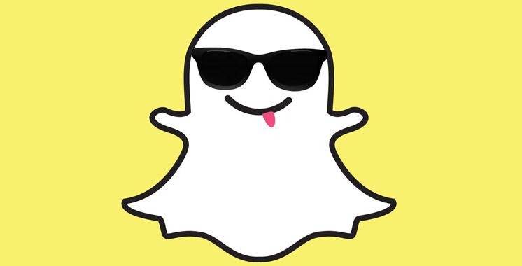 Snapchat: 8 milliards de vidéos vues chaque jour