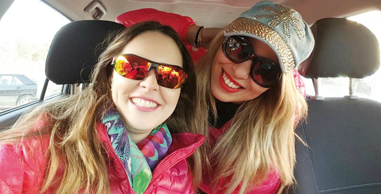 Souhair Lemrahi et Hanane Amraoui: «Nous  allons parcourir le désert marocain sans GPS»