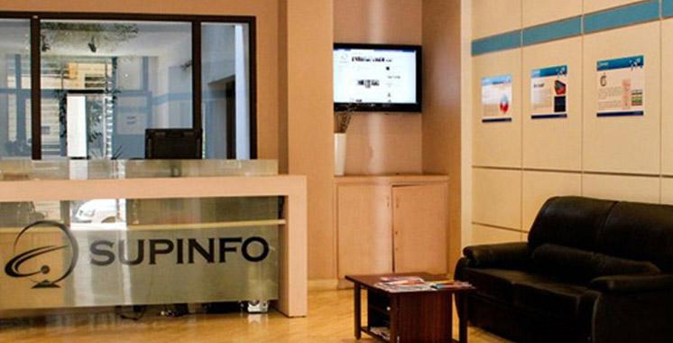 Supinfo Maroc lance  son initiative «Share it»