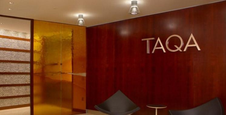 Taqa Morocco : Hausse  de 8% du résultat net part du groupe à fin mars 2017