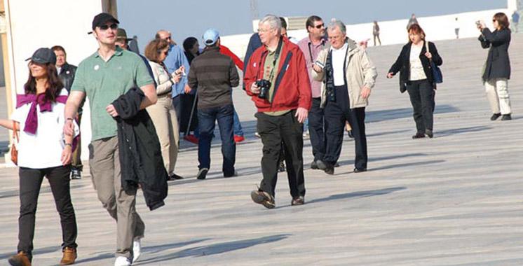 Plus de 750.000 touristes ont visité le Maroc durant le mois de mars