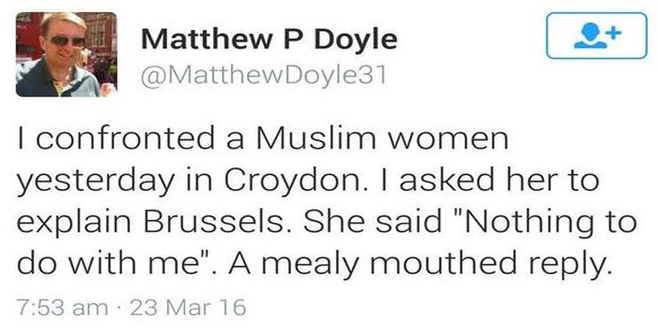 Tweet-islamophobe