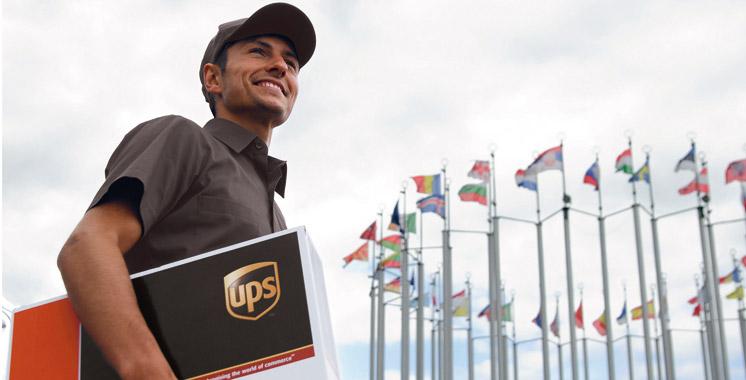 Le Maroc intègre le service Worldwide Express Freight d'UPS