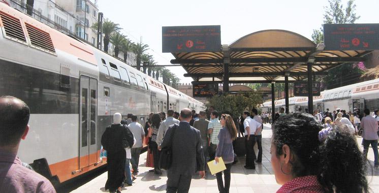 Des trains supplémentaires à l'occasion du Festival Mawazine