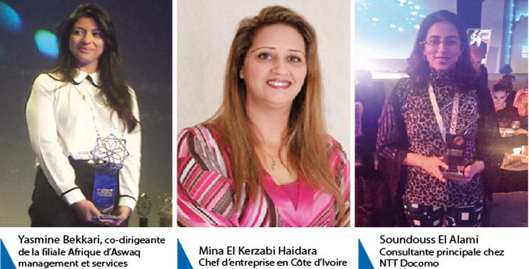 Femmes entrepreneures à l'étranger: La compétence fait leur force