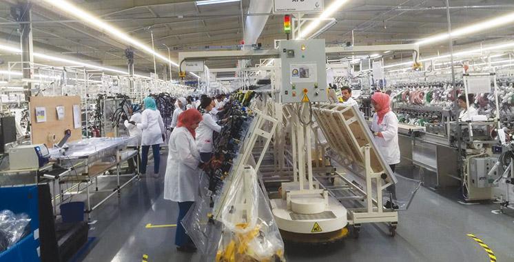 Yazaki ouvre sa troisième usine à Meknès