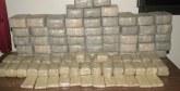 Chefchaouen : Saisie de plus de 900 kg de haschich
