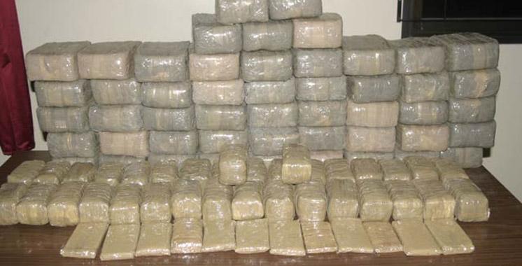 Casablanca :  4 tonnes de drogue détectées grâce aux chiens renifleurs