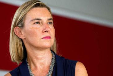Droits de l'homme: Federica Mogherini recadre un eurodéputé au sujet des allégations mensongères sur le Maroc