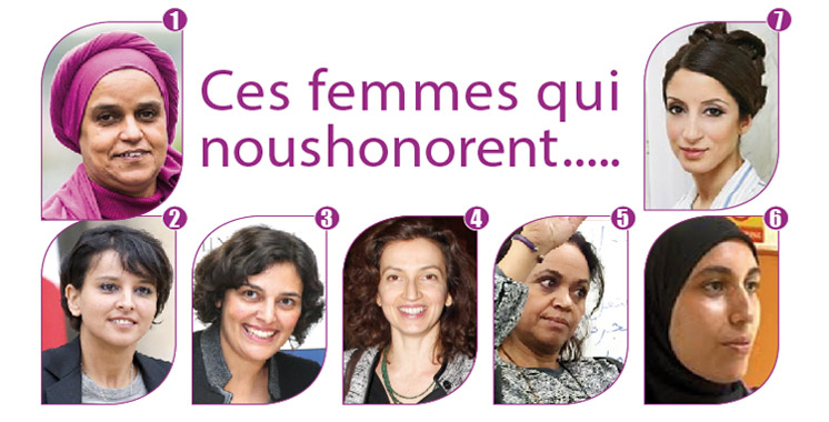 Ces femmes qui nous honorent .....