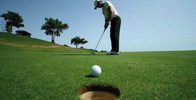 Golf : Coup d'envoi de la coupe Lalla Meryem à Rabat