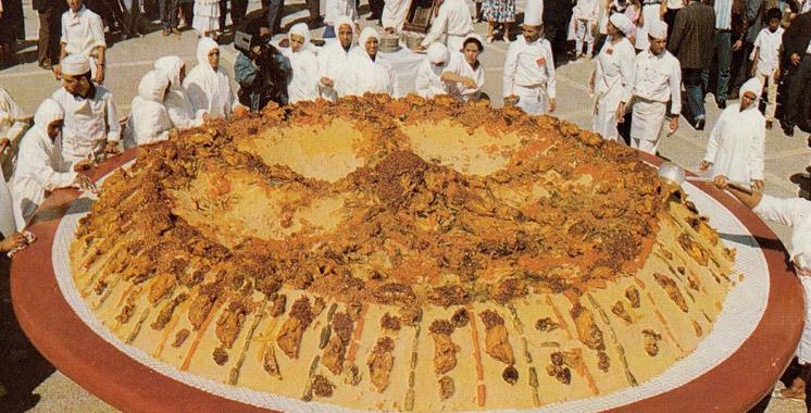 Le plus grand couscous du Maroc saharien