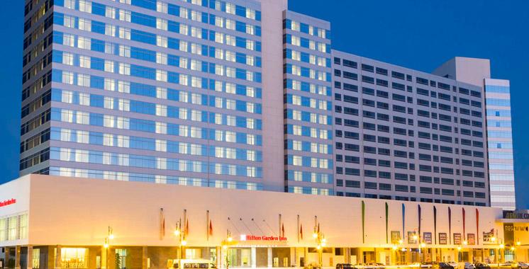 Hôtellerie: Tanger City Center a son Hilton Garden Inn