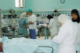 Les hôpitaux en grande souffrance