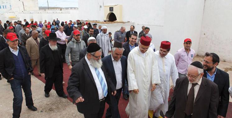 Essaouira : Les Juifs marocains du Monde célèbrent la Hiloula de Rabbi Haïm Pinto
