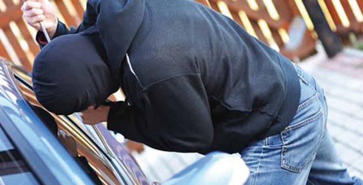 Agadir : Démantèlement d'une bande de voleurs de voitures et faussaires