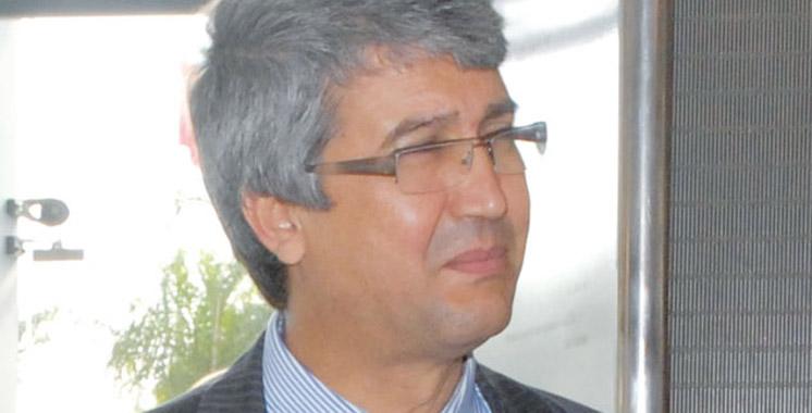 Mohamed Sadiki, secrétaire général du ministère de l'agriculture et de la pêche maritime.