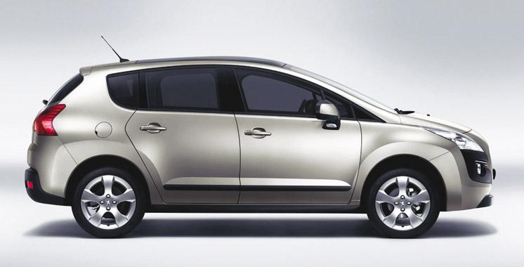 Peugeot prépare un SUV  pour fin 2016