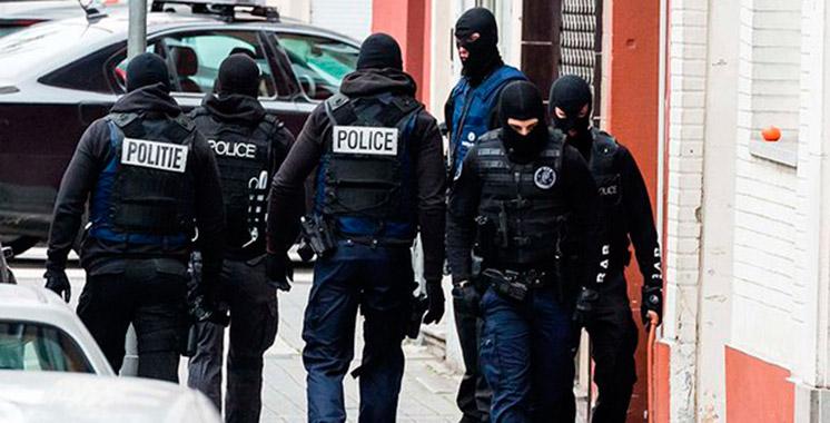 Arrestation d'un Marocain suspecté d'être lié aux attentats de Bruxelles