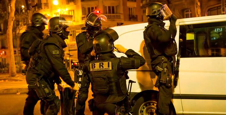 Projet d'attentat en France : La police évite un massacre