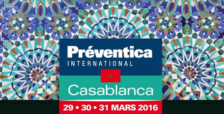 Preventica Maroc 2016 : Un Corporate Club International à l'honneur !