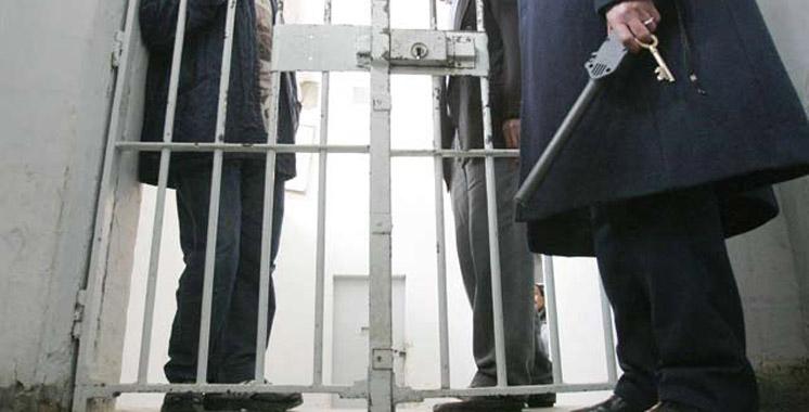 Prisons :  Le taux de surpopulation régresse à 38%