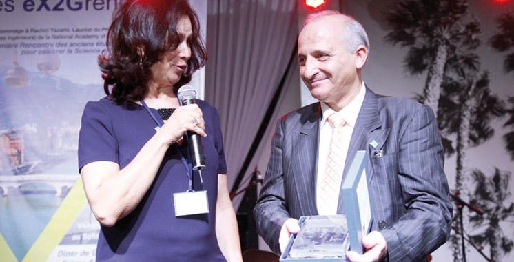 Rachid Yazami nominé au prestigieux Prix Marius Lavet