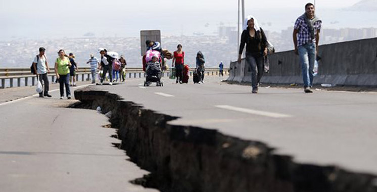 Plusieurs secousses frappent le centre de l'Italie