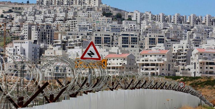Londres condamne la confiscation par Israël de nouvelles terres palestiniennes