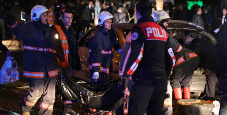 Nouvel attentat en Turquie : 37 morts et 71 blessés