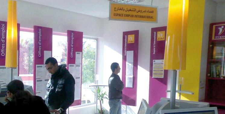 Anapec : Une semaine d'emploi dans la ville du détroit