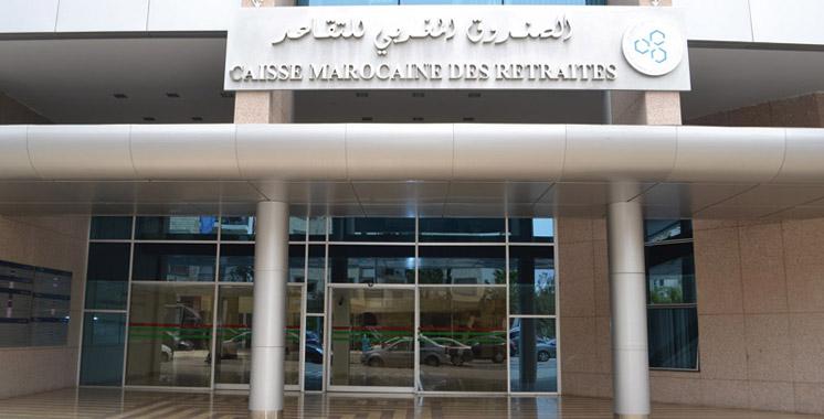 CMR: 9.952 nouvelles pensions traitées et régularisées au 31 janvier 2017
