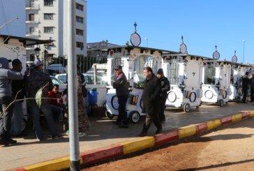 Casablanca : des commerçants ambulants relogés témoignent