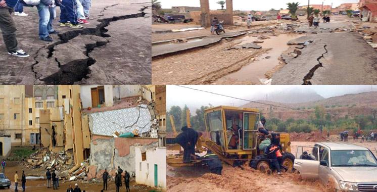 Catastrophes naturelles: Les victimes bientôt indemnisées