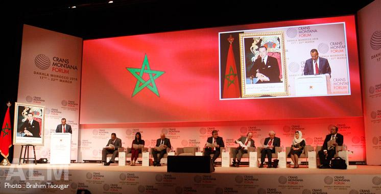 «L'Afrique et la coopération Sud-Sud», au coeur de la 3e session du Forum Crans Montana