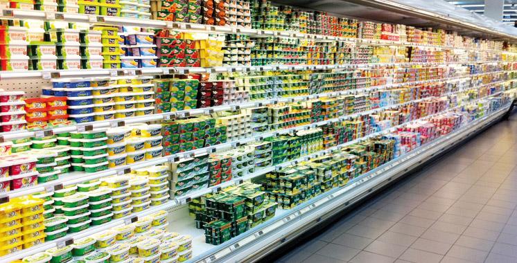 Consommation: Les prix du «lait, fromage et œufs» flambent