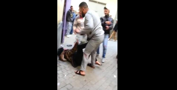 Tanger : Un an de prison ferme pour avoir tabassé sa femme dans la rue