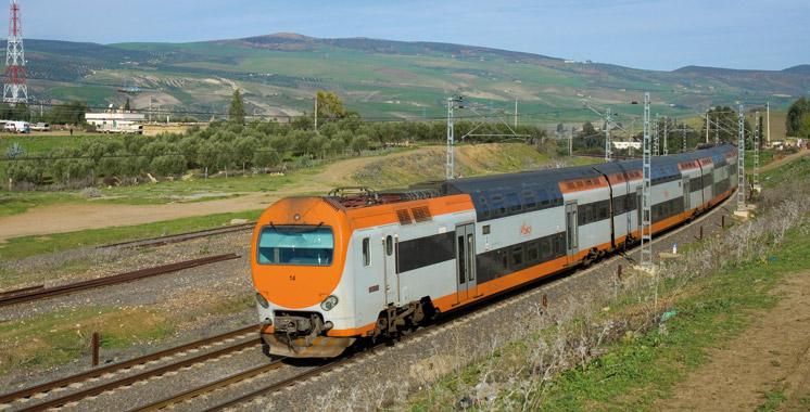 ONCF : «Un acte de malveillance» provoque une perturbation du trafic des trains