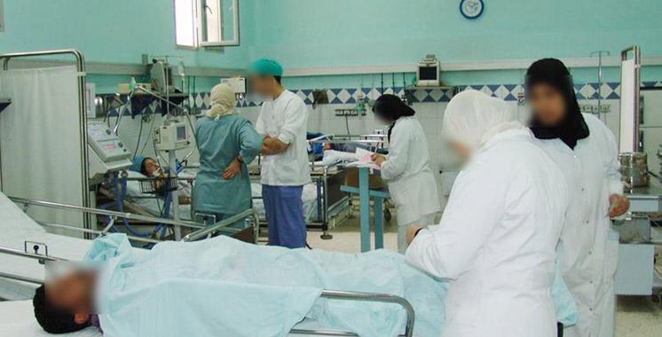 Au moment où 18,6% bénéficient du Ramed : 45,4% de la population marocaine  n'a pas de couverture médicale