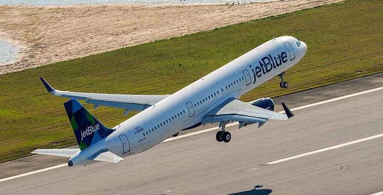 Aéronautique : L'Airbus A321 livré à JetBlue