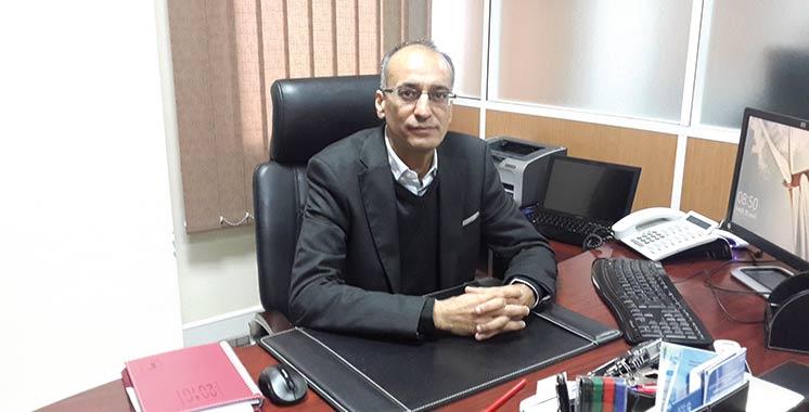 Abdelsamad Chouar : «Nous jouissons d'une relation étroite avec le monde industriel»